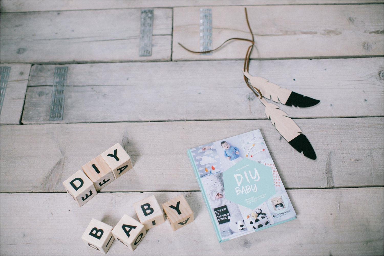 Giveaway DIY baby