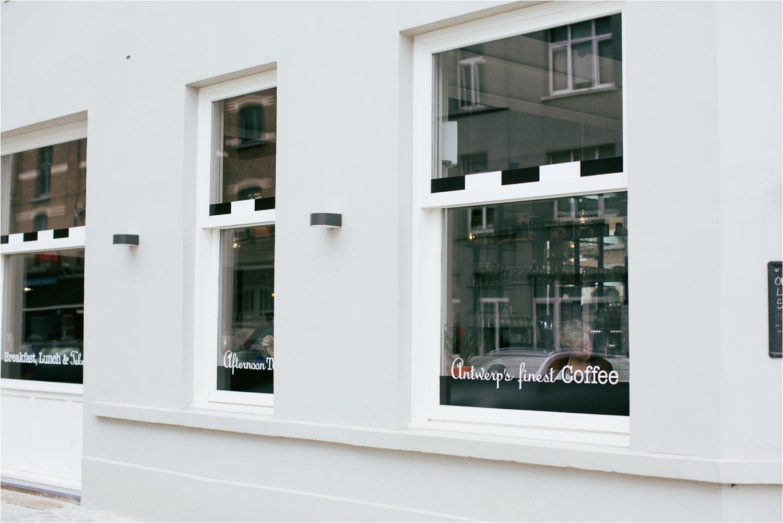 Blend, de lekkerste koffie van Antwerpen