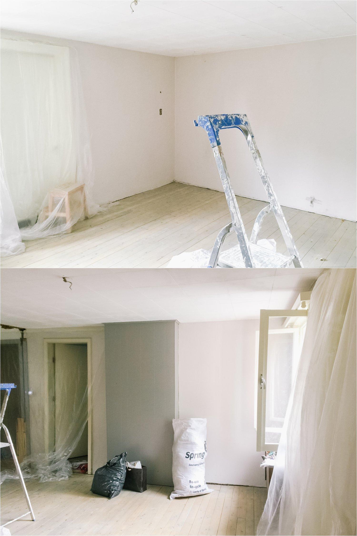 Project Renovation: Van hal tot speelkamer