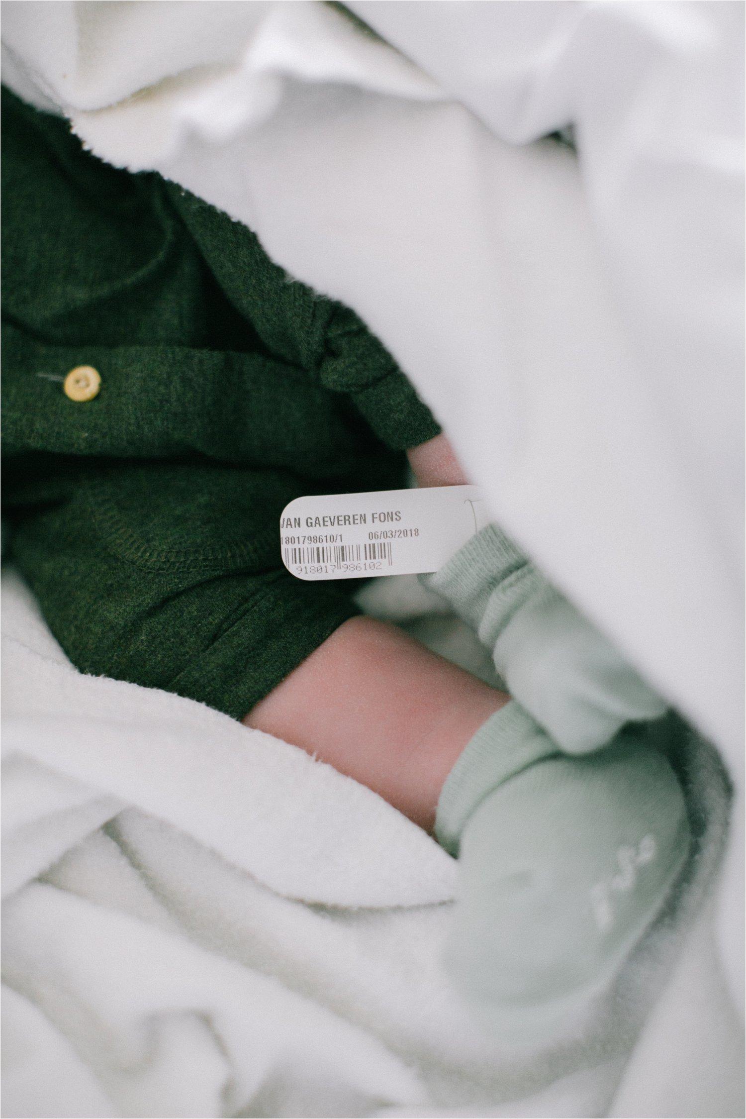 Bevalling Fons