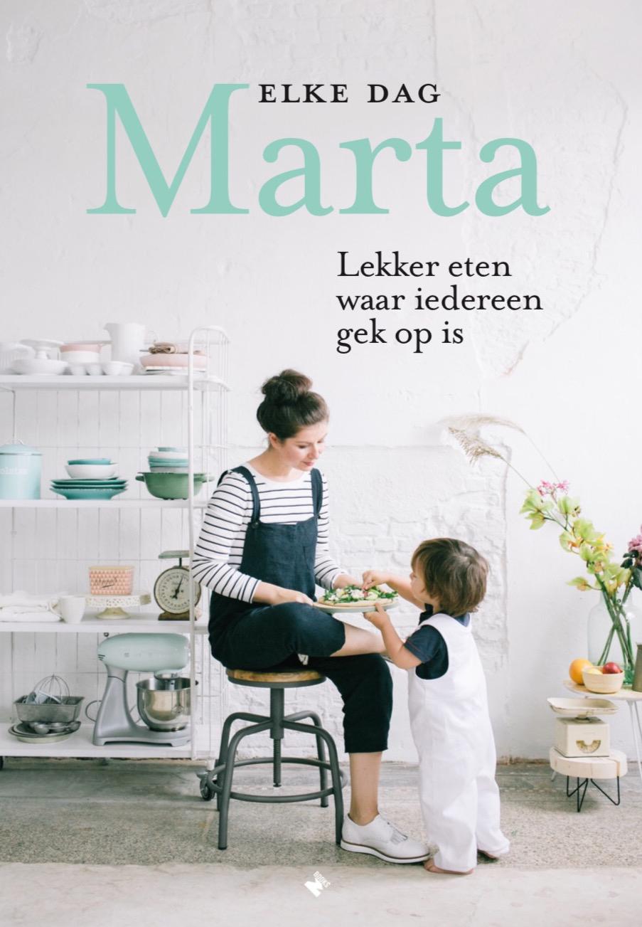 Giveaway boek Elke dag Marta