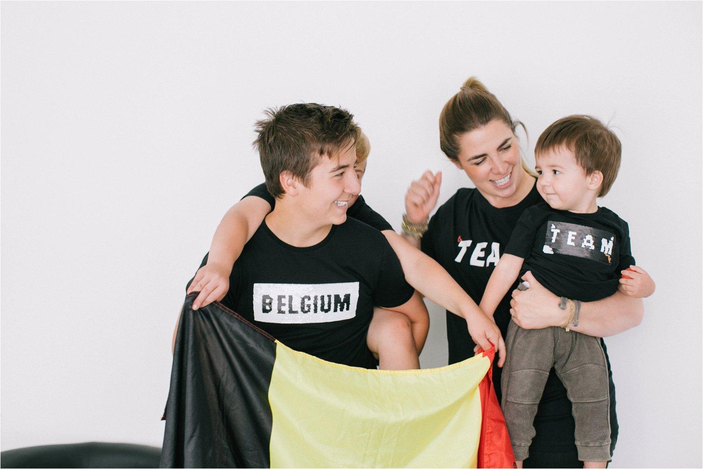 Het leven van een voetbal moeder