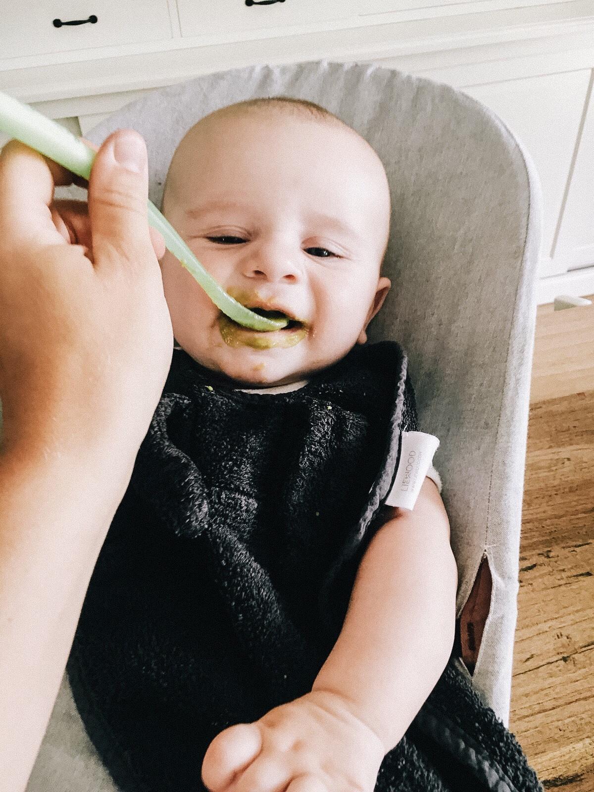 Nutricia olvarit babyvoeding