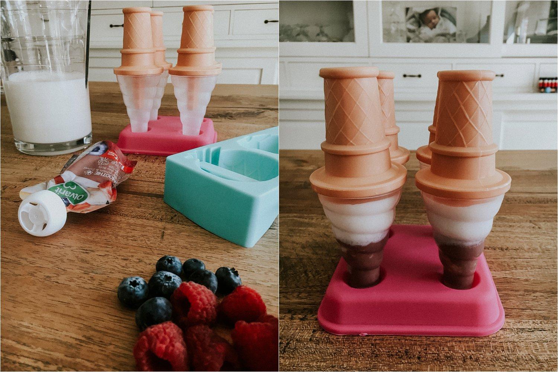 Gezonde kleuter ijsjes recept