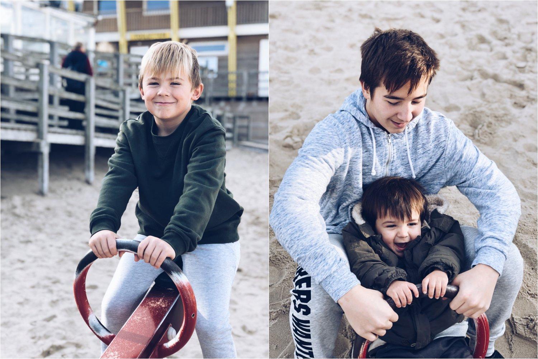Kids opgroeien
