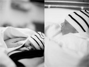 Bevalling geboorte Jackson
