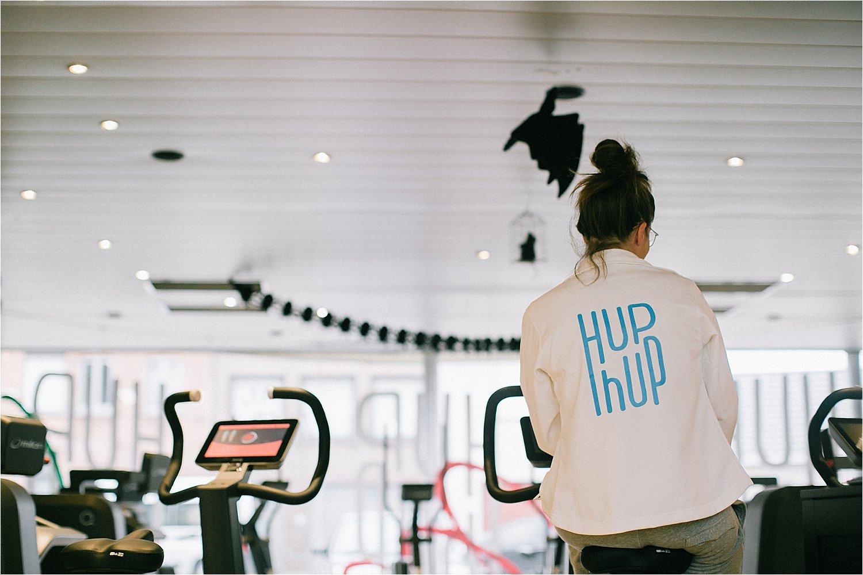 HupHup Fitness conditie