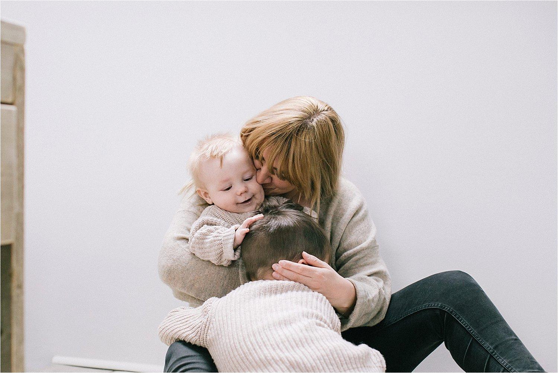 Jongste van vier - Opgroeien in een groot gezin