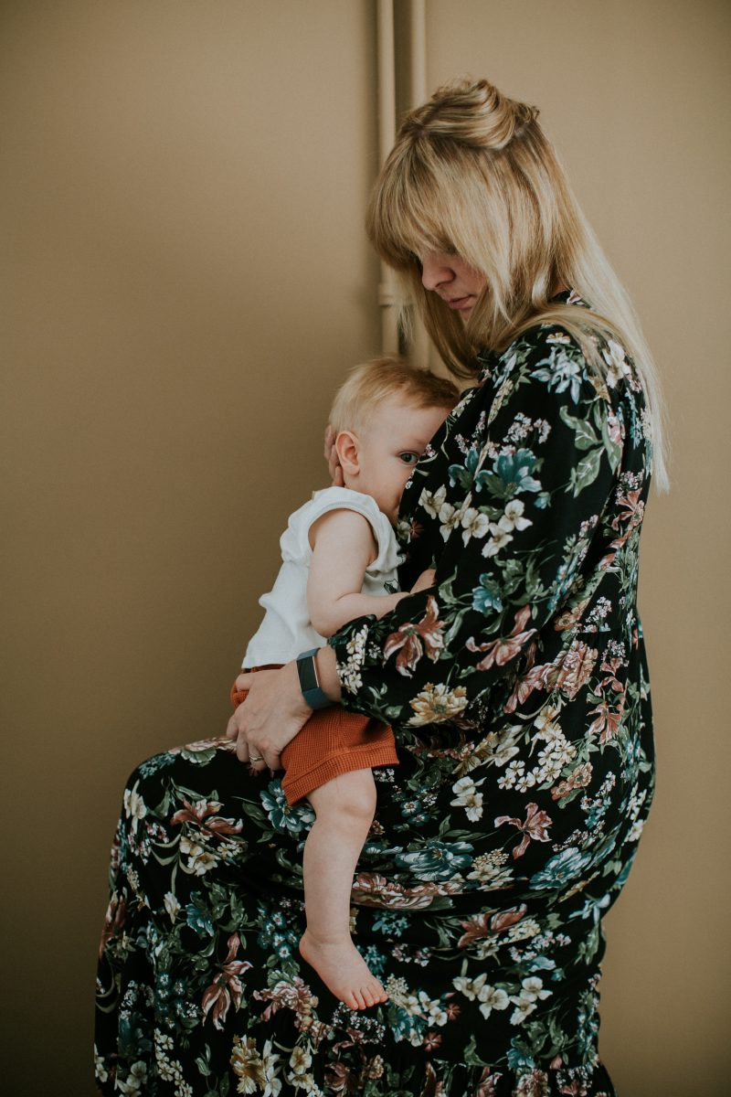 1 jaar borstvoeding