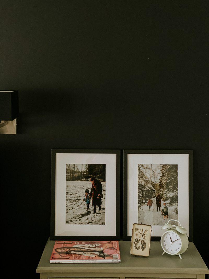 print & frame fotoprint - moederdag